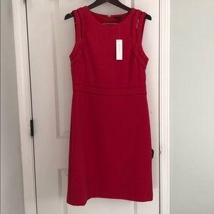 Ann Taylor Dresses - Ann Taylor scalloped dress